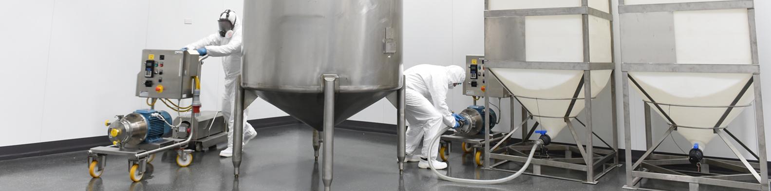 Custom manufacturing